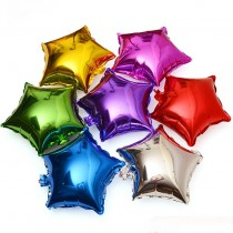 24″ Star Foil Balloons