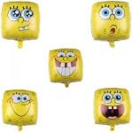 Spongebob Smiles Foil Balloons
