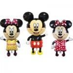 Mickey Character Foil Balloons