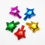 5″ Star Foil Balloons