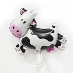 Mini Cow foil balloon
