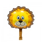 Mini Lion foil balloon