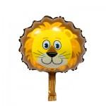 Mini Lion foil balloon