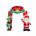 Marry Christmas Inflatable arch