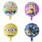 Despicable Me Mini Shape Balloons