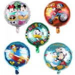 Mickey Mouse & Friends Party Foil Balloons
