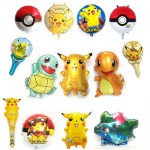 Pokemon Standard Foil Balloons