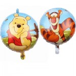 Pooh And Friends Sunny Birthday Foil Balloons