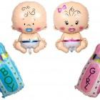 Baby Jumbo Foil Balloon