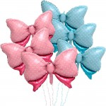Bow Foil Balloons