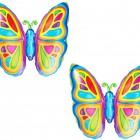 Butterfly Foil Balloons