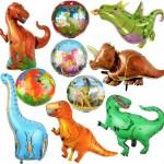 Dinosaur Foil Balloons