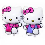 Hello Kitty Supershape Balloons