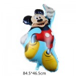 Mickey Full Body Supershape Foil Balloon