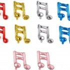 Music Note Foil balloons