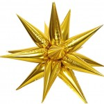 Point Star foil Balloons